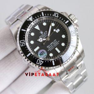 Rolex Deepsea Sea Dweller 116660 Black 2836 Super Clone ETA
