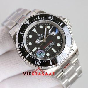 Rolex Deepsea Sea Dweller 126600 Seramik Bezel Swiss ETA
