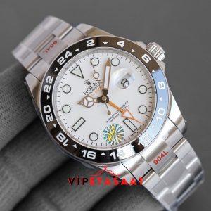 Rolex Explorer II 216570 Beyaz Kadran Super Clone ETA